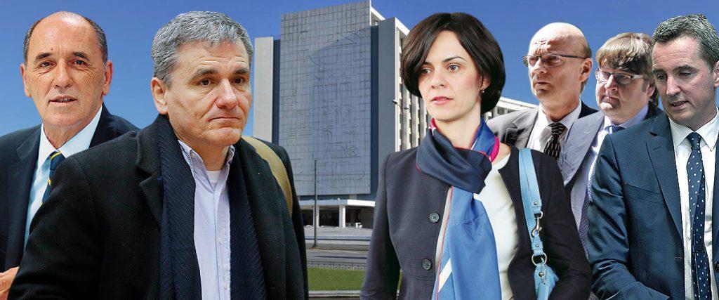 Last ditch effort to make progress in Greek bailout program review