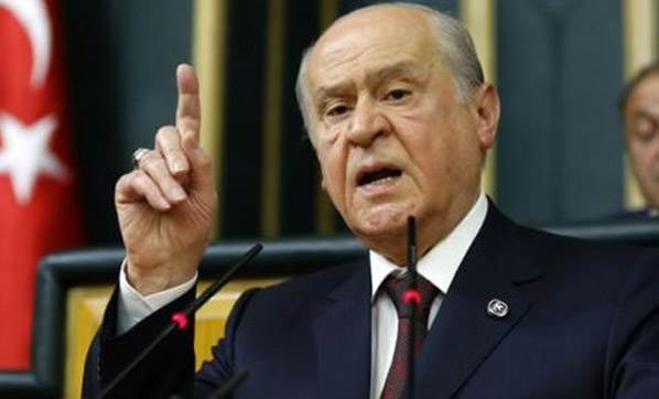 Opposition MHP leader backs Erdoğan on ongoing crisis with Germany