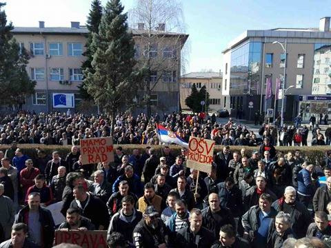 Employees demand the resignation of ZRS General Manager