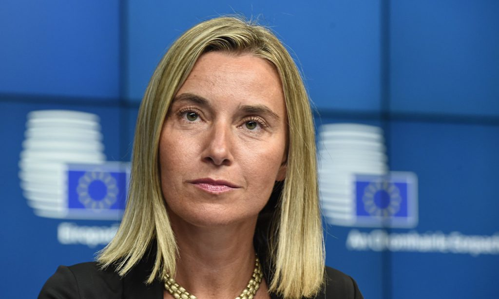 Albania: Integration into the EU is not a favour, but is in Europe's interest, says Mogherini