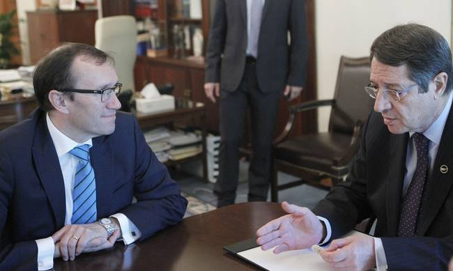 Eide: Cyprus leaders are committed to the process