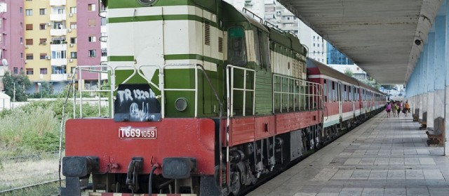 Projects to improve the railway line