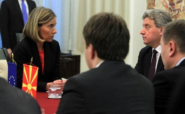 International community demands Ivanov to revise his decision