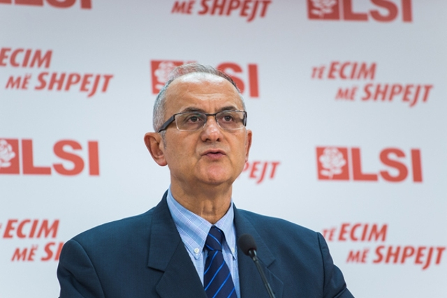 Leader of SMI Vasili resigns: New energies are needed to be in opposition
