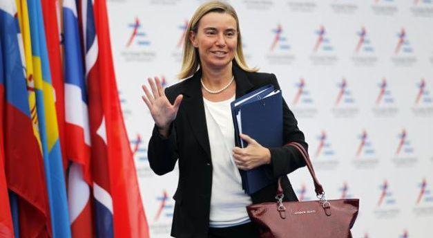 Fog prevents Mogherini from visiting Sarajevo