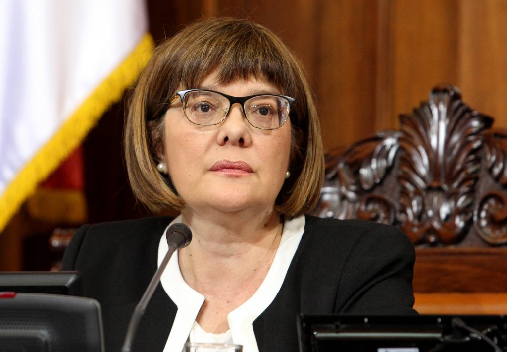 "Serbian parliament on a ""break"" until elections"