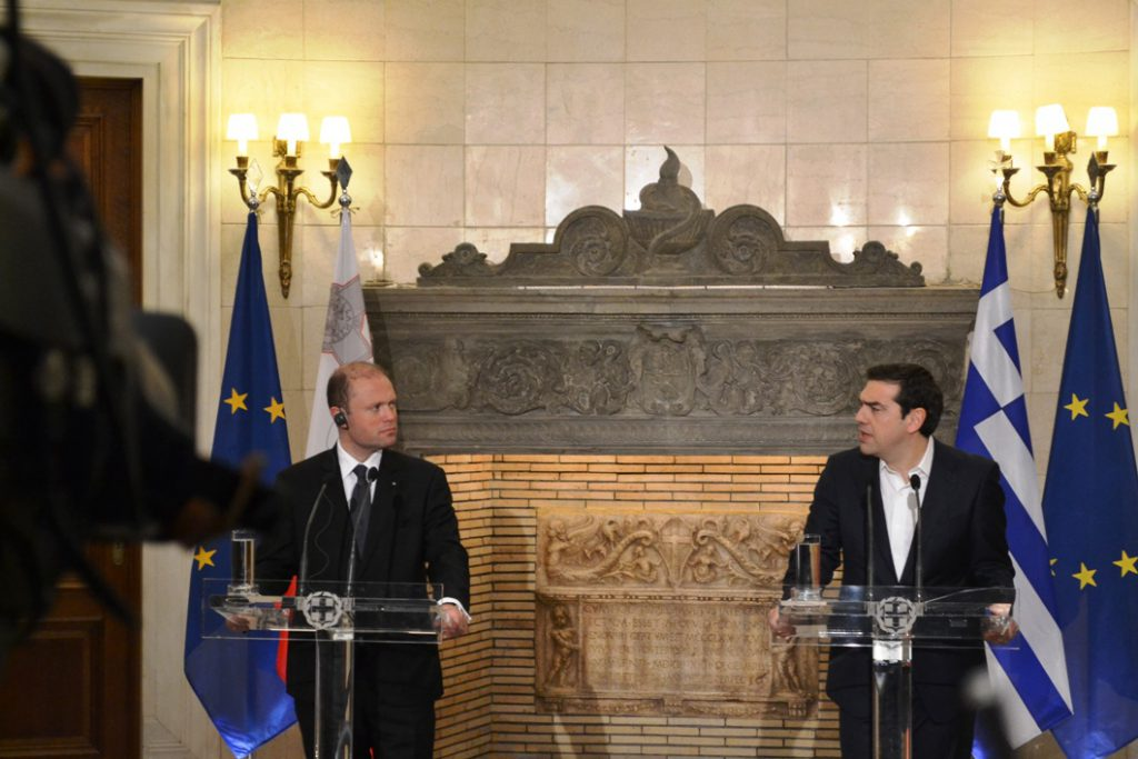 Muscat: In Greece I found someone who fully shares my view