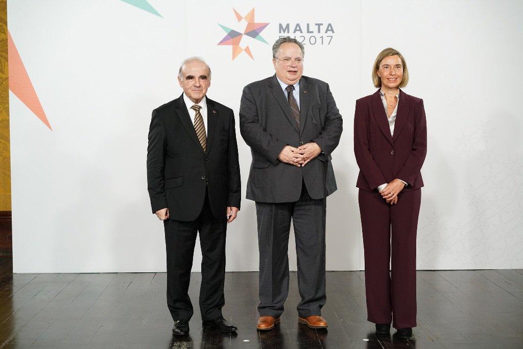 """Nikos Kotzias in Valletta to participate in """"Gymnich"""""""