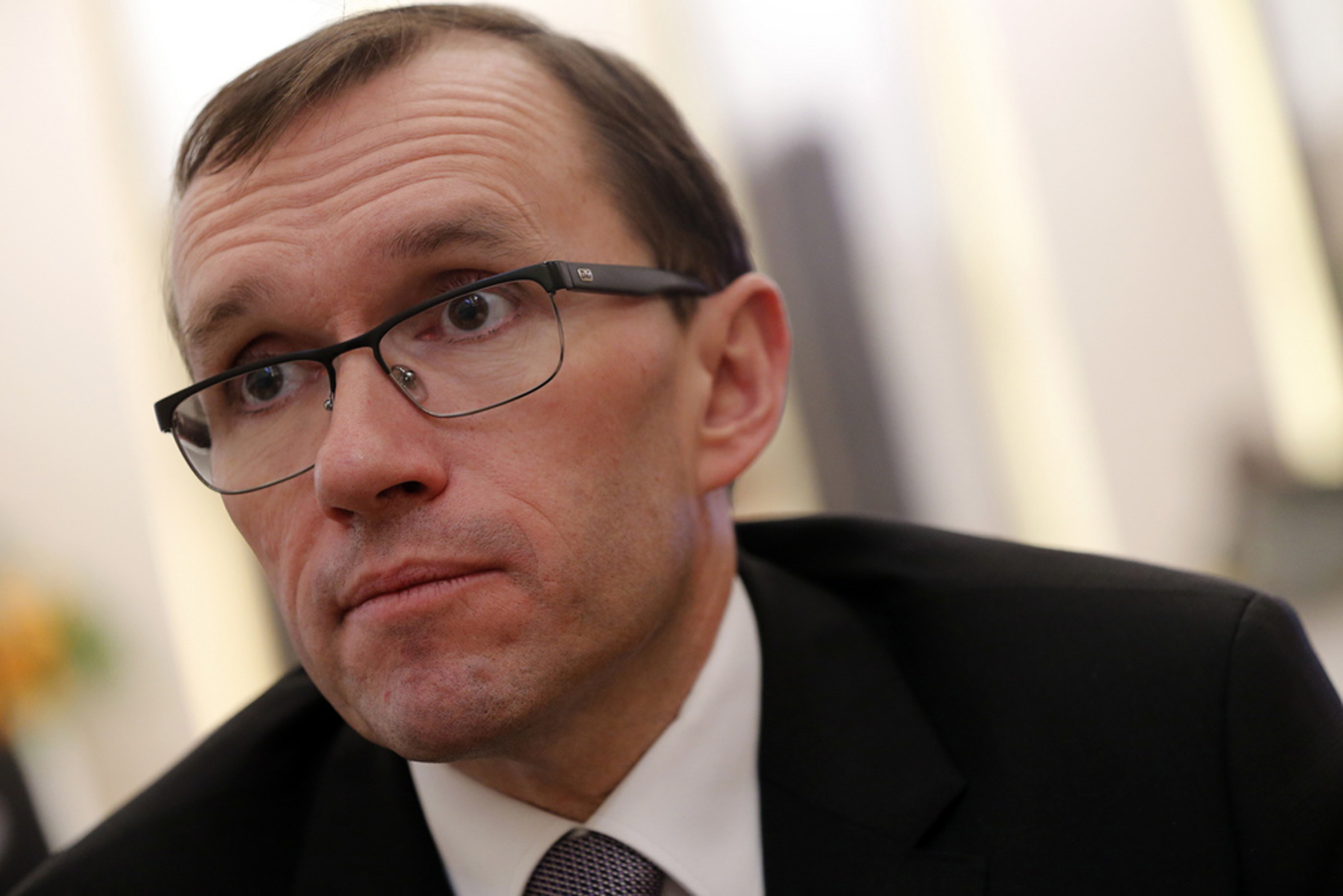 Eide: We are trying to make the best of the visit of the UNSG to Crans Montana