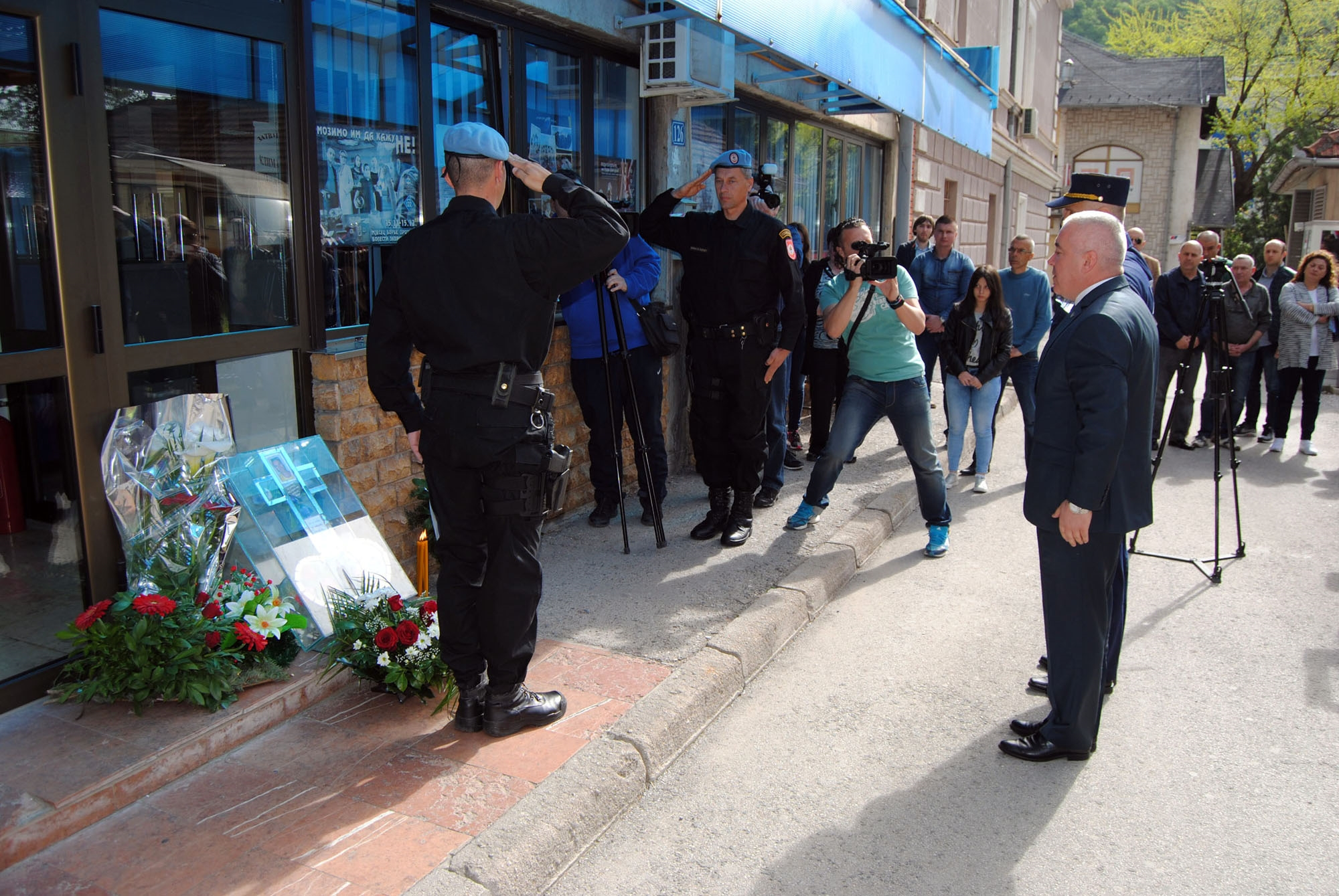 Culum: Terrorist threat is real in BiH