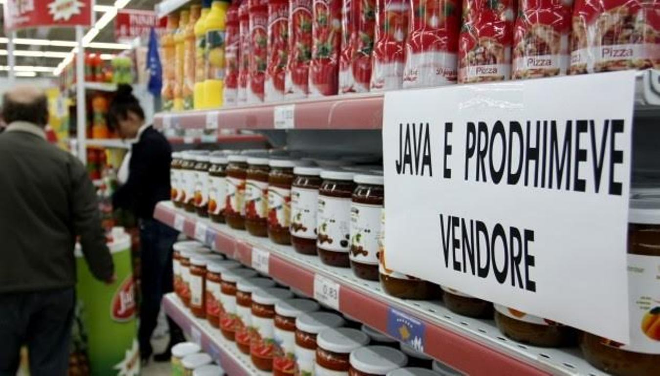 """""""Kosovo's products are being attacked for political interests"""""""