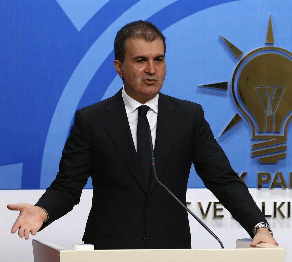 Turkish EU Affairs Minister challenges sovereignty of Greek island