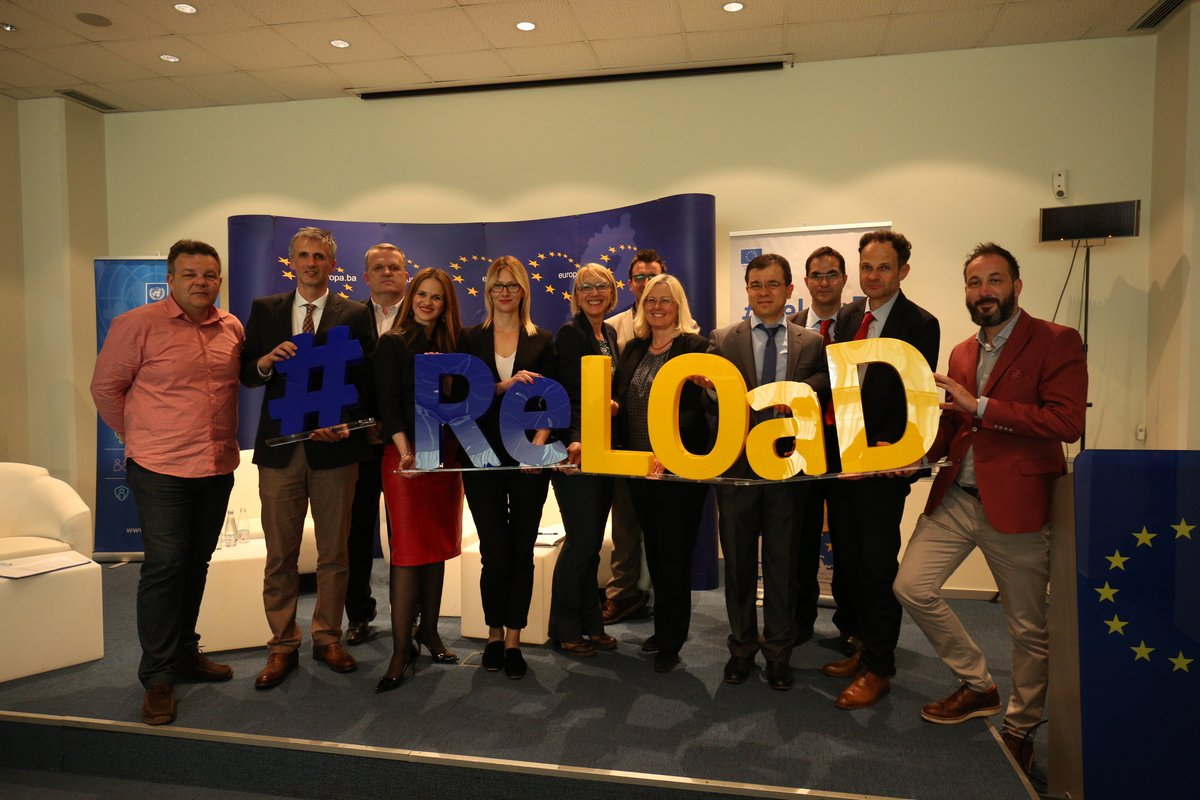 ReLOaD project will bring 10 million euro in the region