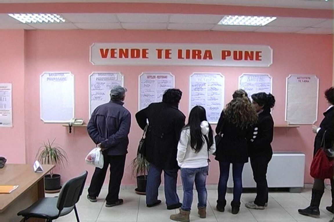 Employment centers offered jobs for 93.889 jobseekers in 2016