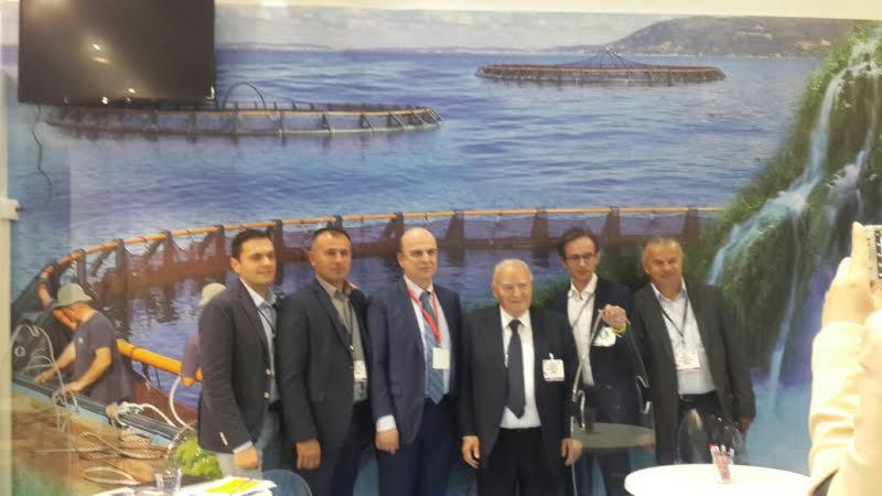 Fishing, Albania participates in the World Sea Food Expo