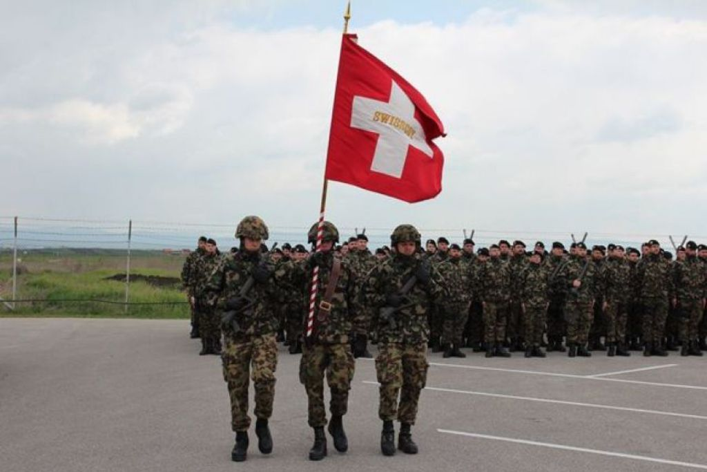Swiss KFOR to remain in Kosovo until 2020