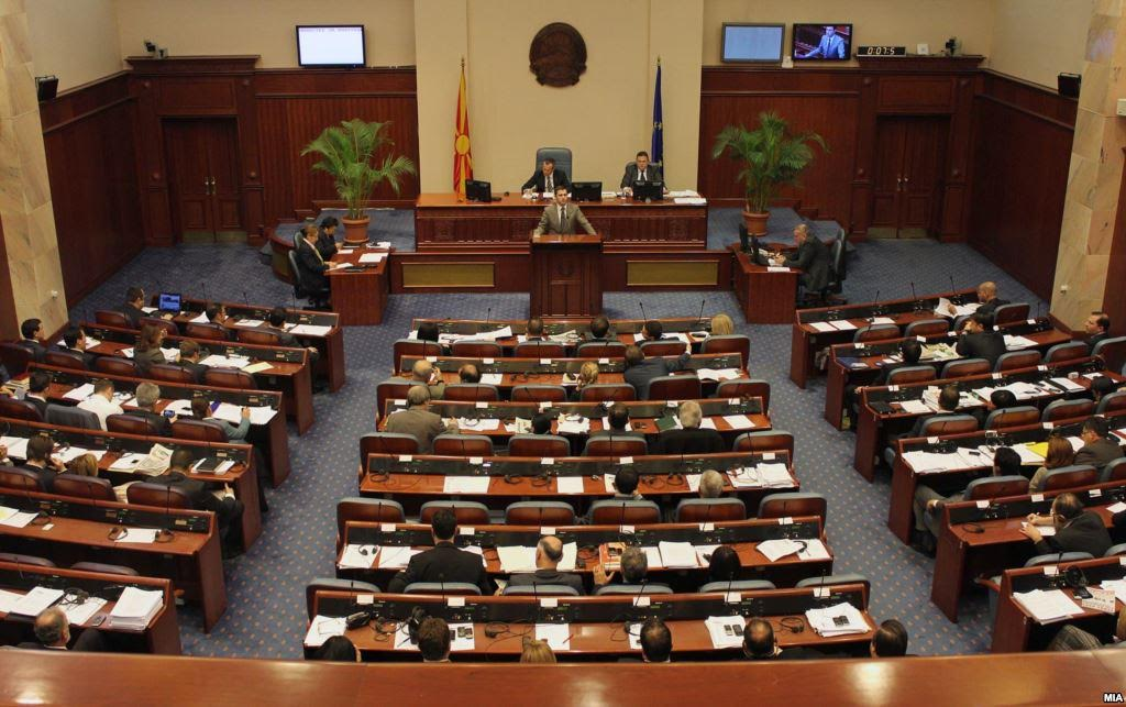 Deadlocks in the work of Parliament may lead to a political crisis in FYROM