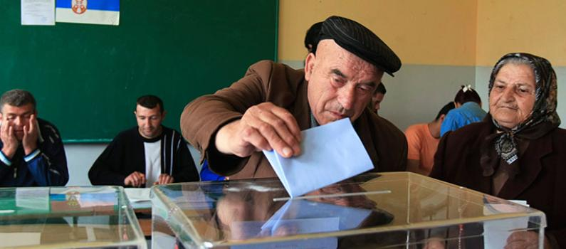 SNS relative winner in local elections