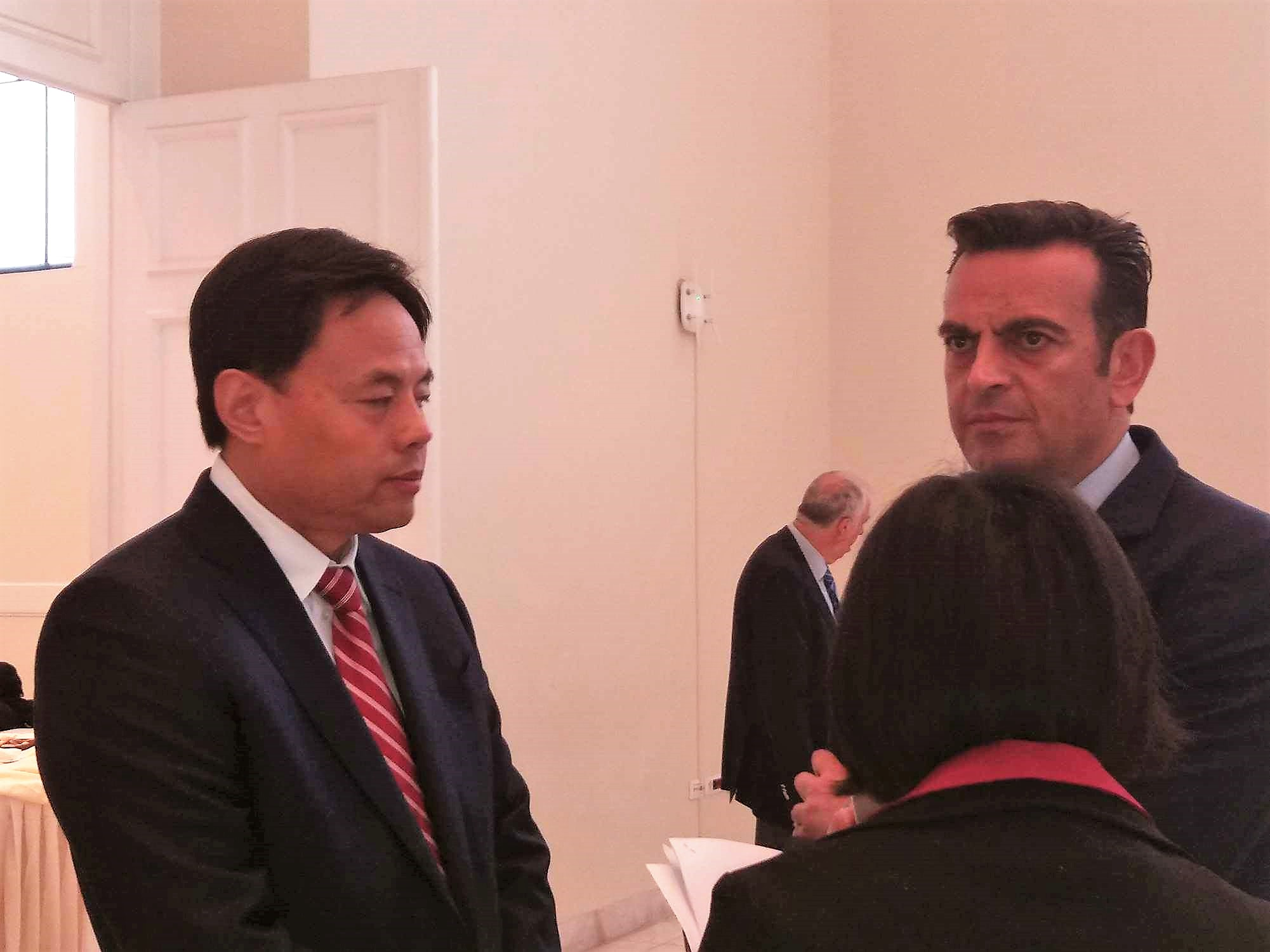 Exclusive Interview: Yu Qun Chinese Assistant Minister of Culture