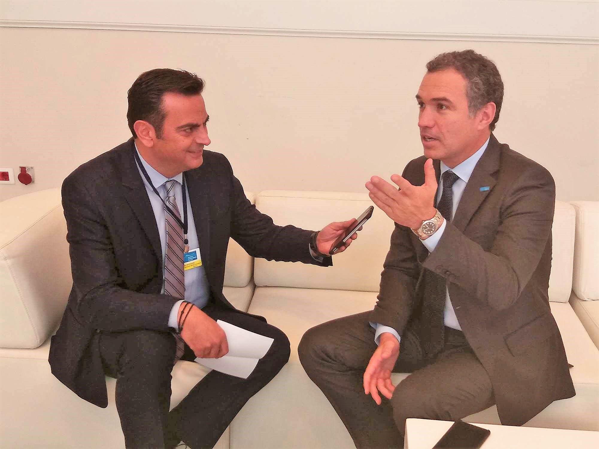 Exclusive Interview: Culture Minister of Peru Salvador Alejandro del Solar