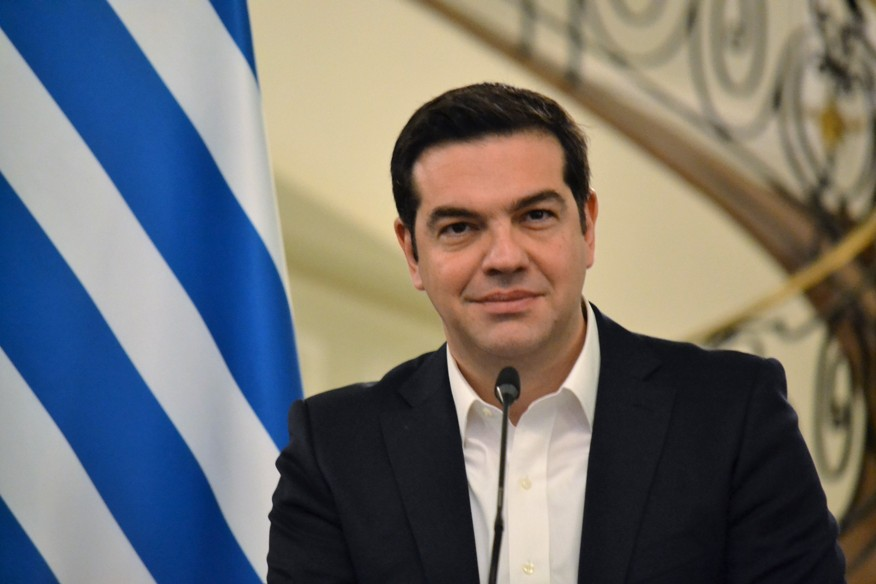 Growth and rebuilding are the new challenges Tsipras has set