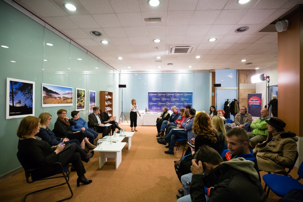 BiH EU Info Center marked the World Book and Copyright Day