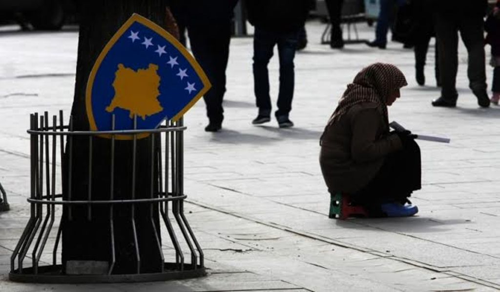 Kosovo amid the poorest countries in the Balkan region