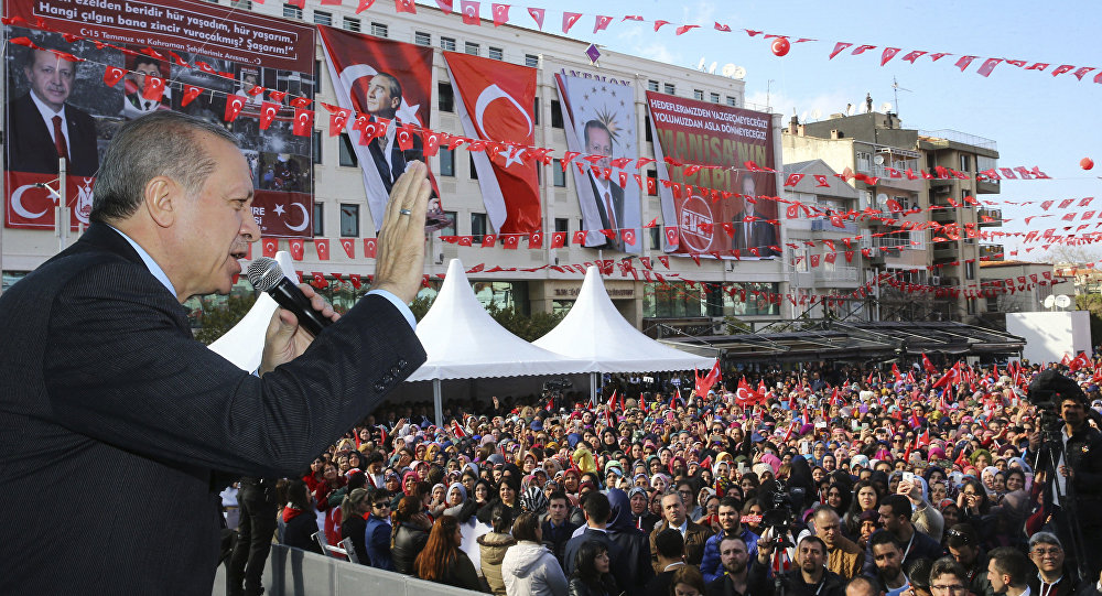 OP/ED: Western selective democracy and the targeting of Erdogan