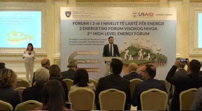 Strategy for Energy aims at creating the necessary conditions for economic development