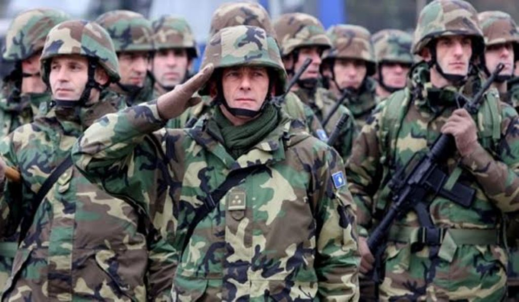 Kosovo's Army is being prevented by Belgrade and Serb List