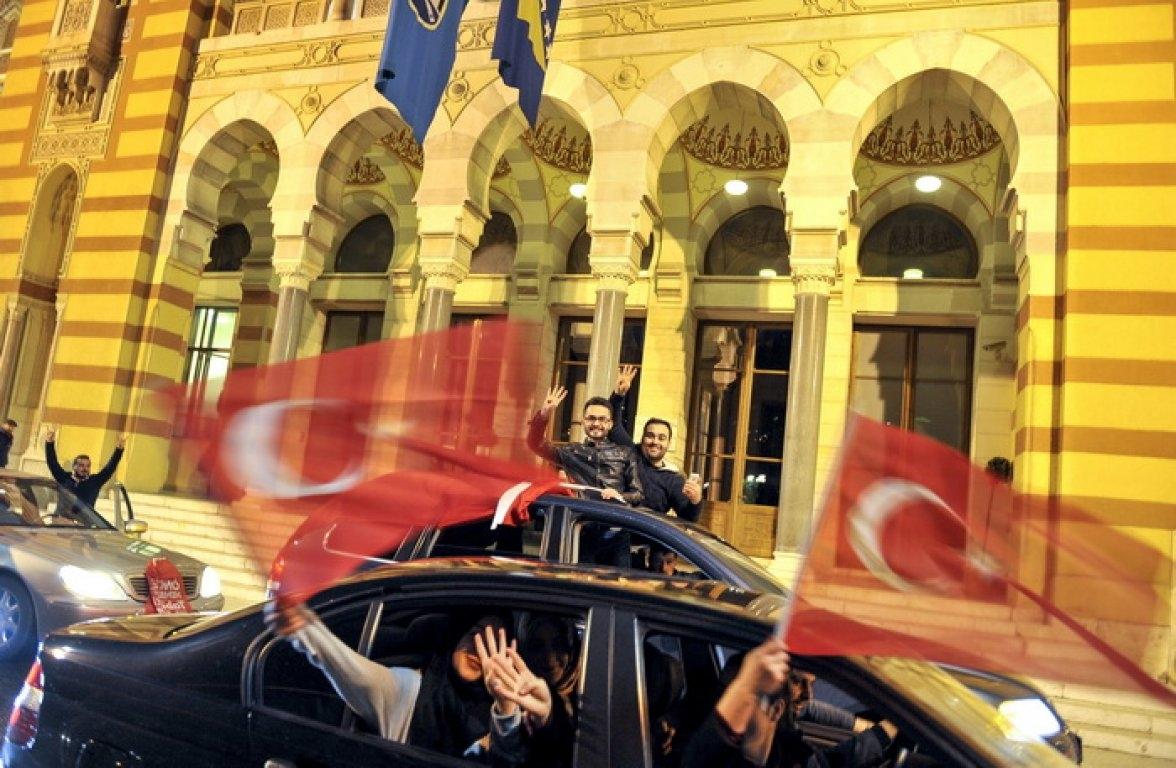 Referendum in Turkey and BiH