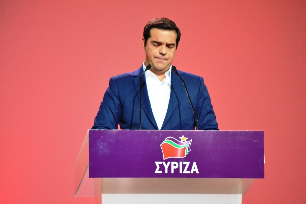 OP/ED: Alexis Tsipras' three crucial problems