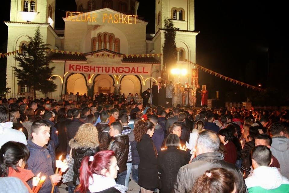 Suspicions for terrorist attacks during the celebration of Easter in Albania