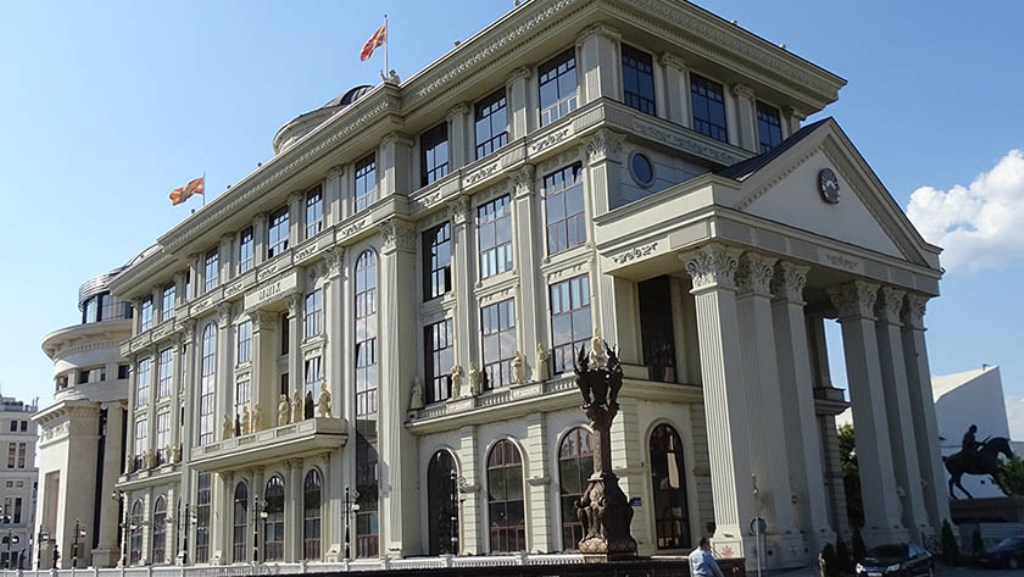 Foreign Ministry in Skopje reacts against the Greek Foreign Minister