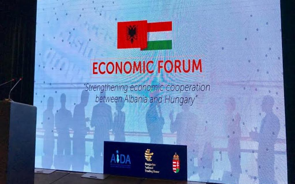 Albania-Hungary Economic Forum, five memorandums signed