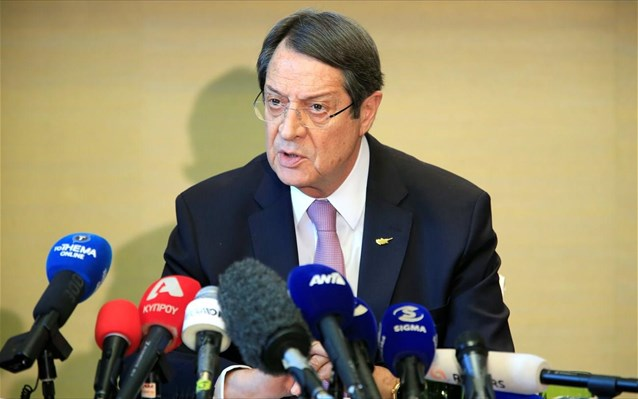 Cyprus' sovereign rights not negotiable, says President