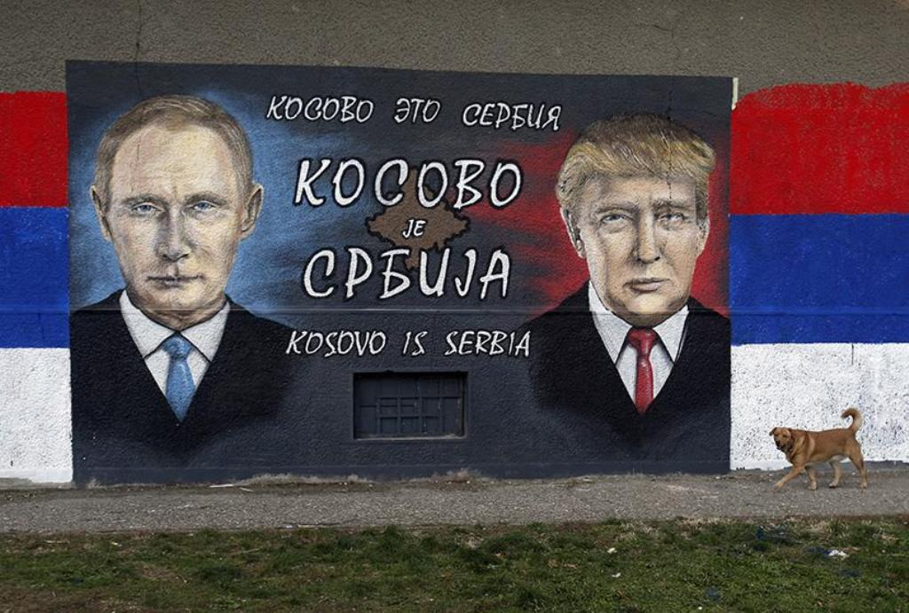 Russian propaganda as an instrument to spread more influence in Kosovo