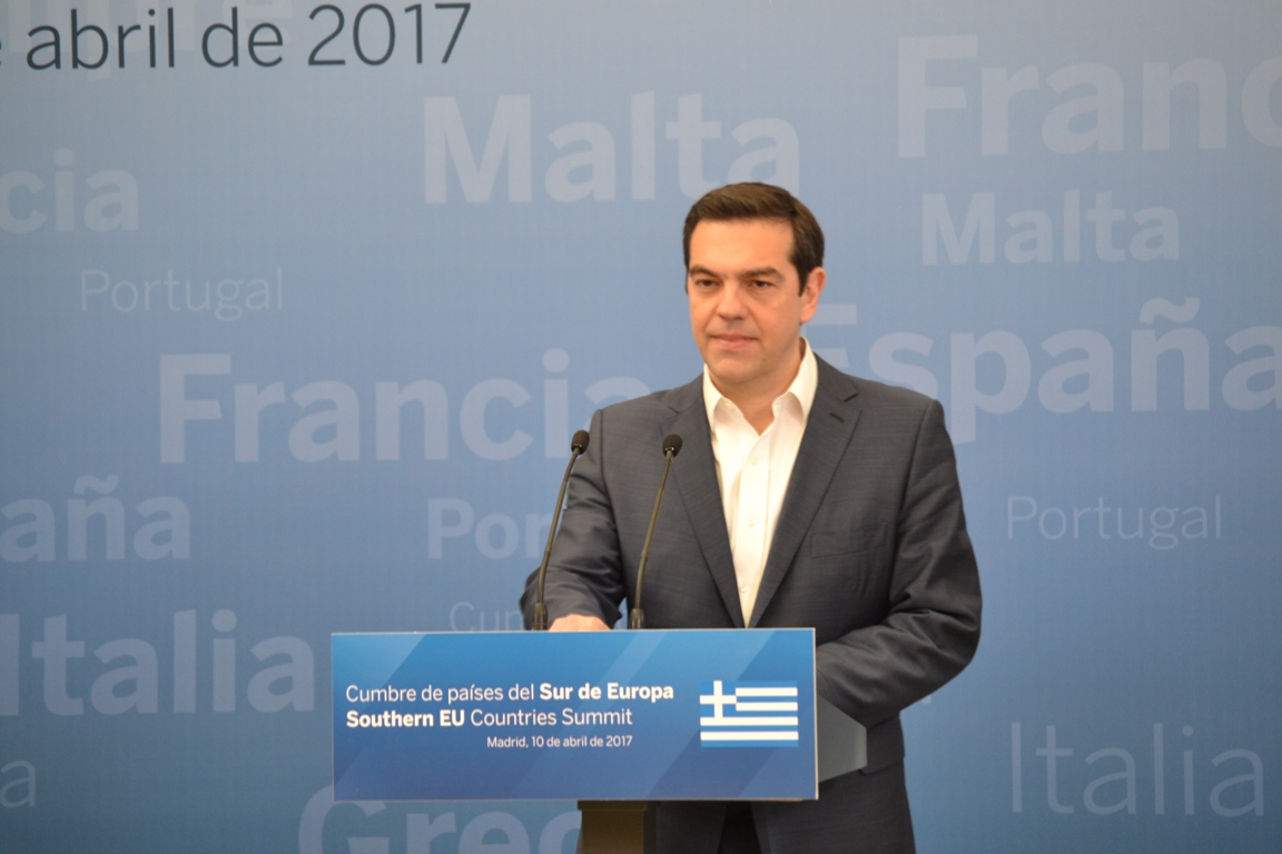 Greek side satisfied with the conclusions of the summit in Madrid
