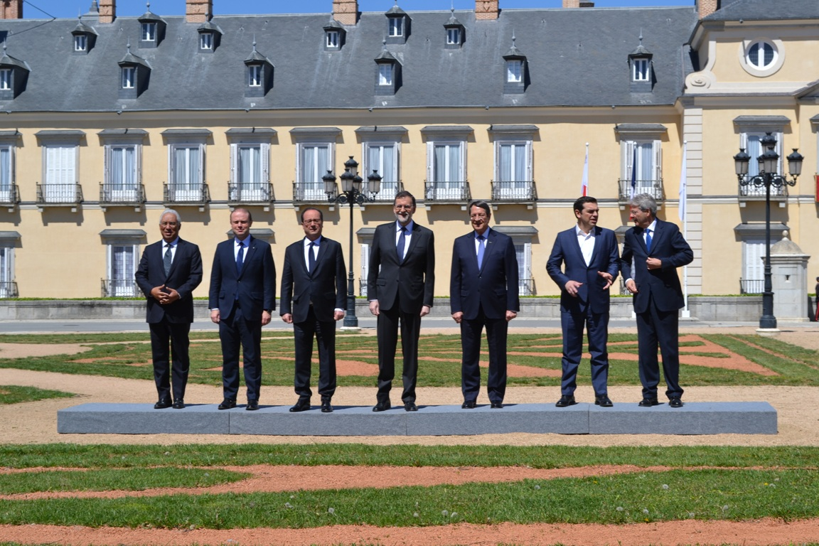 Madrid Declaration Summit of the Southern European Union Countries