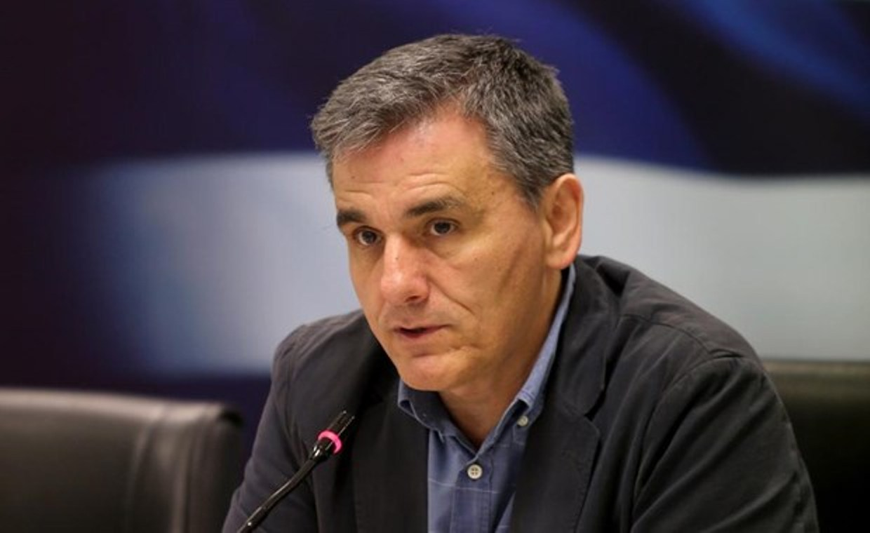 Tsakalotos: Chamberlain-Daladier Prize after Dutch-German No to the Eurobond