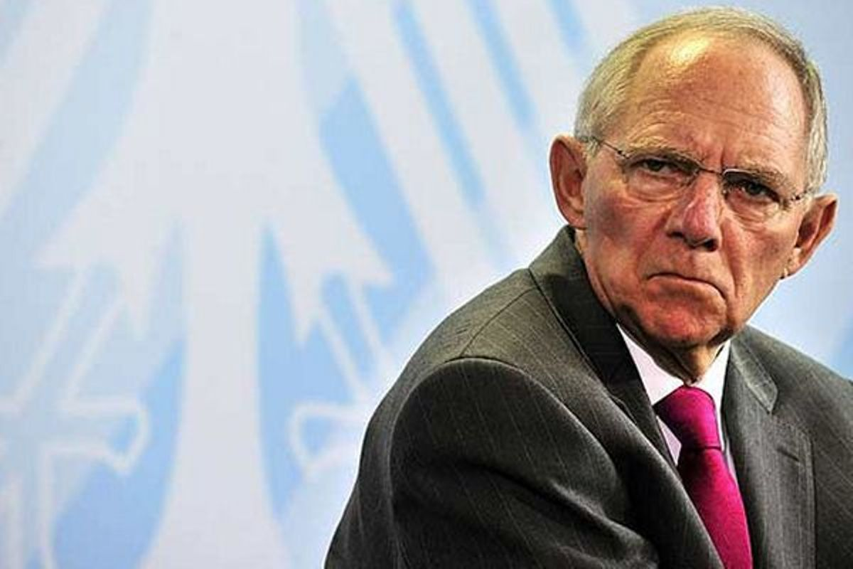 Schaeuble: Greece will not need a new programme and will tap the markets in 2018