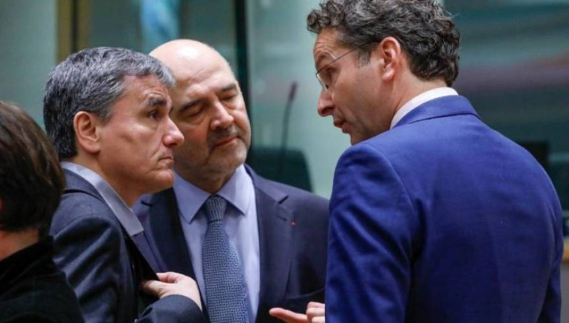 Eurogroup expected to make progress in Greek bailout review talks