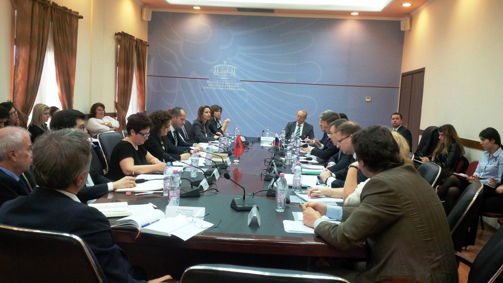 Russia and Albania aim at strengthening economic cooperation