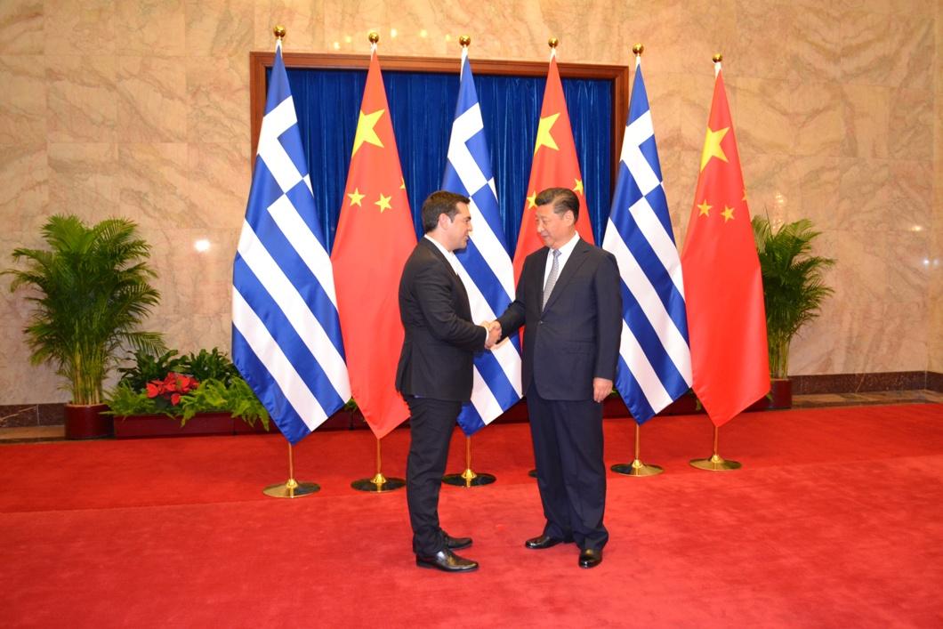 Alexis Tsipras to visit China