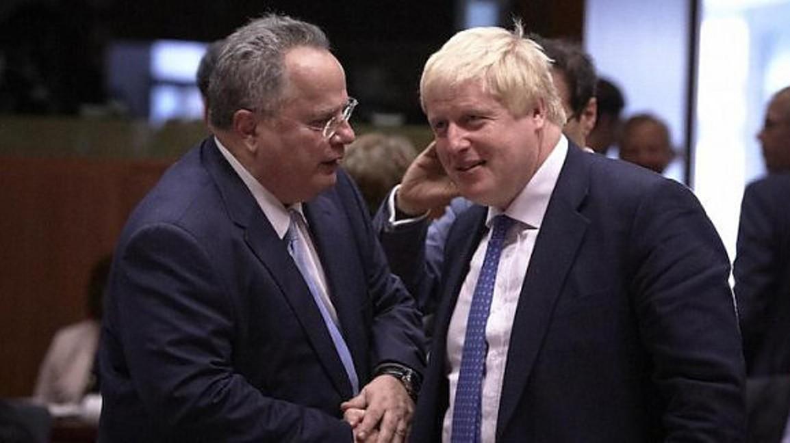 Kotzias and Johnson to meet in Athens