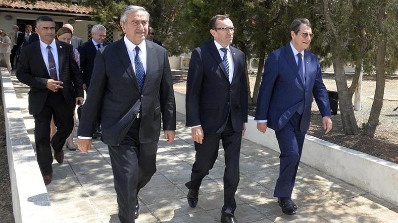 Cyprus peace talks resume on April 11, UN announce