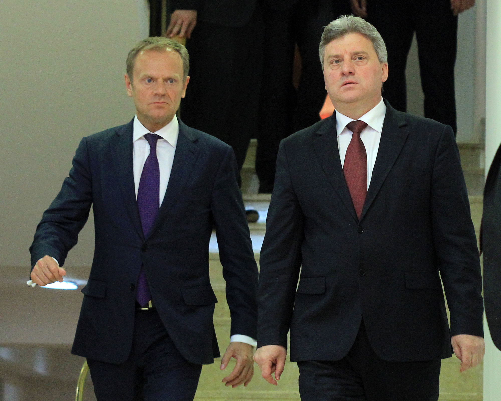 Tusk calls for formation of government
