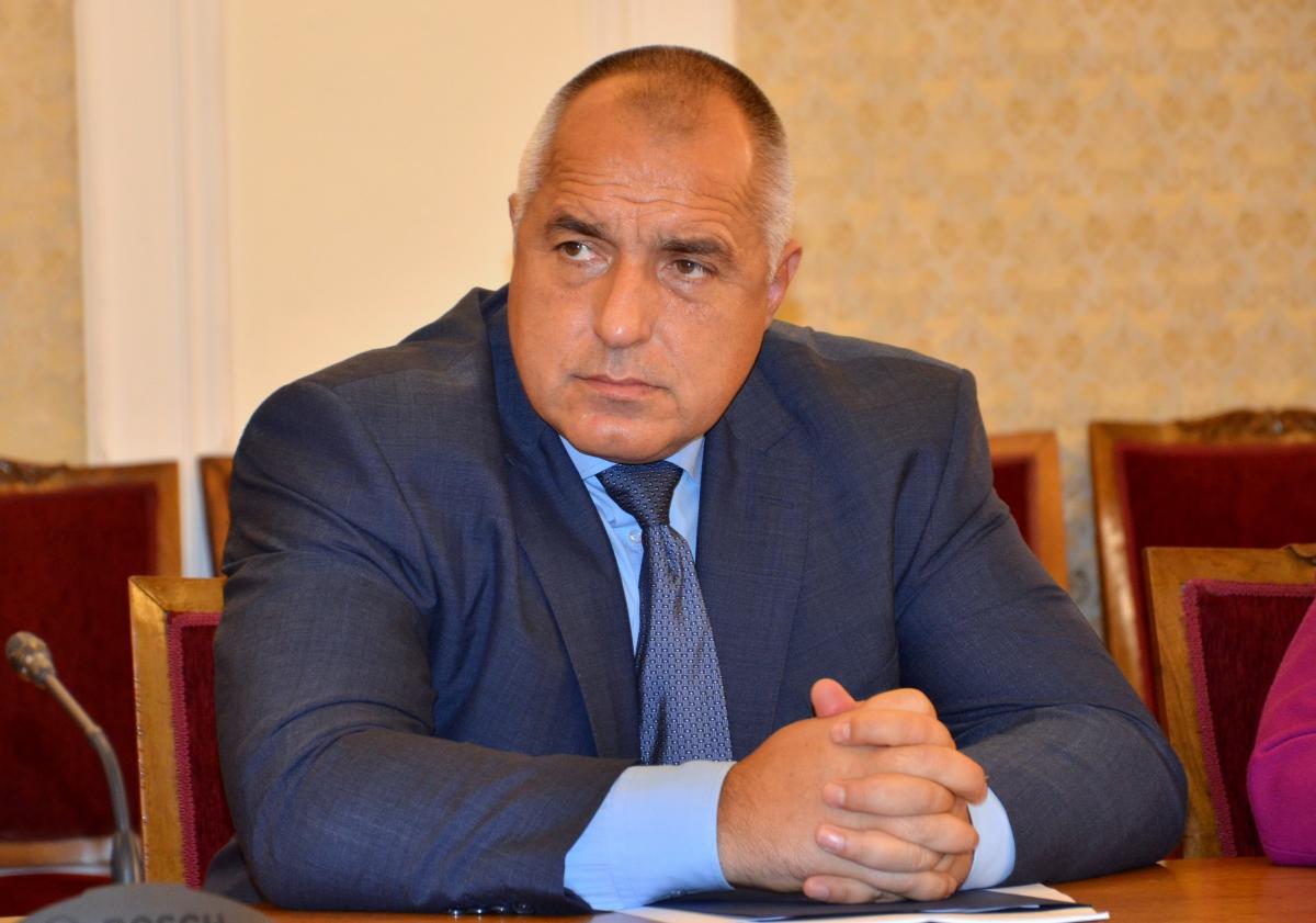 Borissov heads GERB negotiating team on new Bulgarian government