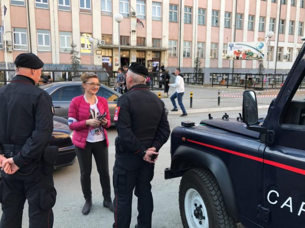 KFOR supported Serbian elections in Kosovo