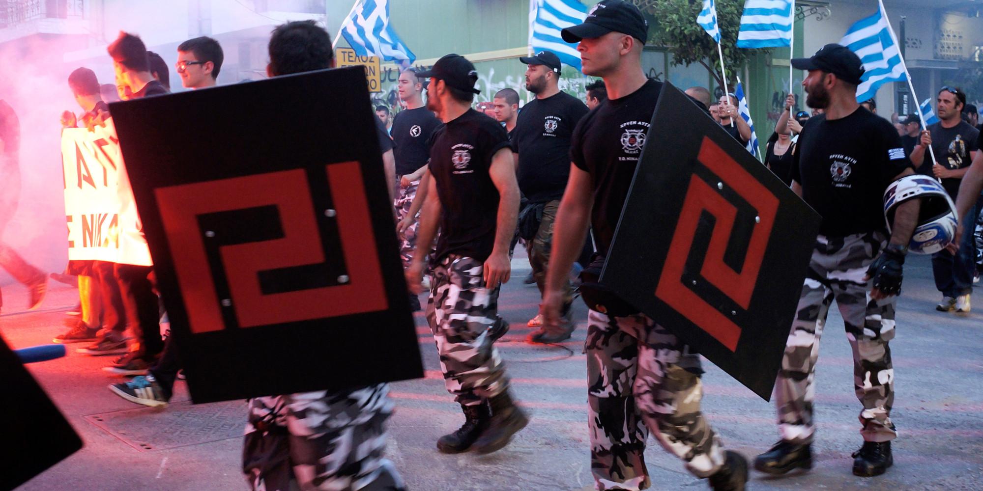 Brutal assault by members of Golden Dawn